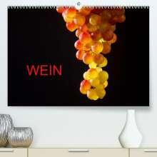Thomas Jäger: Wein (Premium, hochwertiger DIN A2 Wandkalender 2021, Kunstdruck in Hochglanz), Kalender