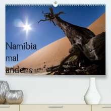 Roland Schmellenkamp: Namibia mal anders (Premium, hochwertiger DIN A2 Wandkalender 2021, Kunstdruck in Hochglanz), Kalender