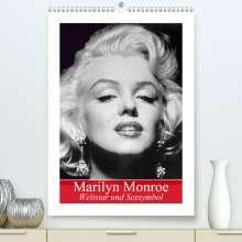 Elisabeth Stanzer: Marilyn Monroe. Weltstar und Sexsymbol (Premium, hochwertiger DIN A2 Wandkalender 2021, Kunstdruck in Hochglanz), Kalender
