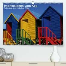 Andreas Werner: Impressionen vom Kap (Premium, hochwertiger DIN A2 Wandkalender 2021, Kunstdruck in Hochglanz), Kalender