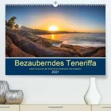 Stephan Kelle: Bezauberndes Teneriffa (Premium, hochwertiger DIN A2 Wandkalender 2021, Kunstdruck in Hochglanz), Kalender