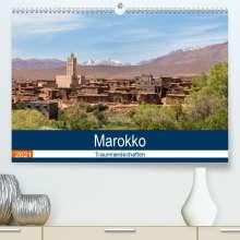 Brigitte Dürr: Marokko Traumlandschaften (Premium, hochwertiger DIN A2 Wandkalender 2021, Kunstdruck in Hochglanz), Kalender
