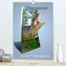 Alain Gaymard: Dinosaurier aus der Vergangenheit (Premium, hochwertiger DIN A2 Wandkalender 2021, Kunstdruck in Hochglanz), Kalender