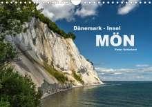 Peter Schickert: Dänemark - Insel Mön (Wandkalender 2021 DIN A4 quer), Kalender