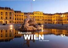 Peter Schickert: Österreich - Wien (Wandkalender 2021 DIN A2 quer), Kalender
