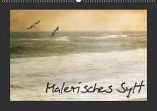 Anja Otto: Malerisches Sylt (Wandkalender 2022 DIN A2 quer), Kalender