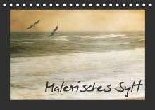 Anja Otto: Malerisches Sylt (Tischkalender 2022 DIN A5 quer), Kalender