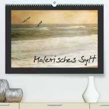 Anja Otto: Malerisches Sylt (Premium, hochwertiger DIN A2 Wandkalender 2022, Kunstdruck in Hochglanz), Kalender