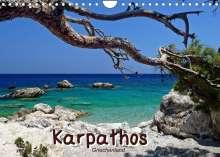 Monika Reiter: Karpathos / Griechenland (Wandkalender 2022 DIN A4 quer), Kalender