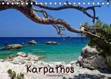 Monika Reiter: Karpathos / Griechenland (Tischkalender 2022 DIN A5 quer), Kalender