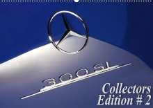 Stefan Bau: 300 SL Collectors Edition 2 (Wandkalender 2022 DIN A2 quer), Kalender