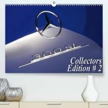 Stefan Bau: 300 SL Collectors Edition 2 (Premium, hochwertiger DIN A2 Wandkalender 2022, Kunstdruck in Hochglanz), Kalender