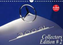 Stefan Bau: 300 SL Collectors Edition 2 (Wandkalender 2022 DIN A4 quer), Kalender