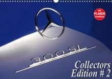 Stefan Bau: 300 SL Collectors Edition 2 (Wandkalender 2022 DIN A3 quer), Kalender