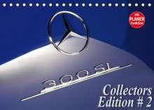 Stefan Bau: 300 SL Collectors Edition 2 (Tischkalender 2022 DIN A5 quer), Kalender
