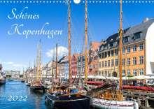 Andreas Weber - Artonpicture: Schönes Kopenhagen (Wandkalender 2022 DIN A3 quer), Kalender