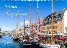 Andreas Weber - Artonpicture: Schönes Kopenhagen (Wandkalender 2022 DIN A2 quer), Kalender