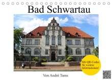 André Tams: Bad Schwartau (Tischkalender 2022 DIN A5 quer), Kalender