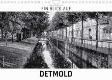 Markus W. Lambrecht: Ein Blick auf Detmold (Wandkalender 2022 DIN A4 quer), Kalender