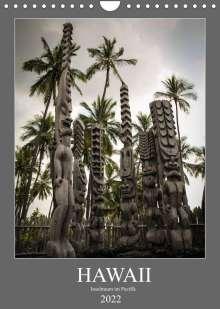 Florian Krauss - Www. Lavaflow. De: Hawaii - Inseltraum im Pazifik (Wandkalender 2022 DIN A4 hoch), Kalender