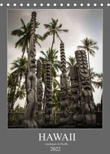 Florian Krauss - Www. Lavaflow. De: Hawaii - Inseltraum im Pazifik (Tischkalender 2022 DIN A5 hoch), Kalender