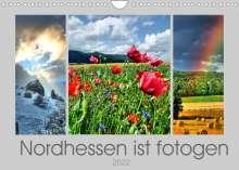 Sabine Löwer: Nordhessen ist fotogen (Wandkalender 2022 DIN A4 quer), Kalender