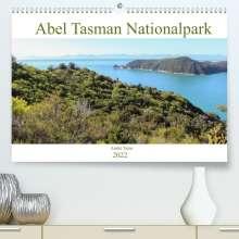 André Tams: Abel Tasman Nationalpark (Premium, hochwertiger DIN A2 Wandkalender 2022, Kunstdruck in Hochglanz), Kalender