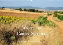 Alexandra Luef: Jakobsweg - Camino Sanabres (Wandkalender 2022 DIN A2 quer), Kalender