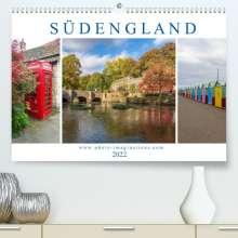 Harald Schnitzler: Bezauberndes Südengland (Premium, hochwertiger DIN A2 Wandkalender 2022, Kunstdruck in Hochglanz), Kalender