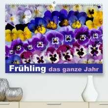 Ulrike Gruch: Frühling das ganze Jahr (Premium, hochwertiger DIN A2 Wandkalender 2022, Kunstdruck in Hochglanz), Kalender