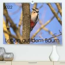 Kevin Andreas Lederle: Leben auf dem Baum (Premium, hochwertiger DIN A2 Wandkalender 2022, Kunstdruck in Hochglanz), Kalender