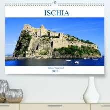 Peter Schneider: Ischia - Italiens Trauminsel (Premium, hochwertiger DIN A2 Wandkalender 2022, Kunstdruck in Hochglanz), Kalender