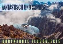 Val Thoermer: Fantastisch und surreal - unbekannte Flugobjekte (Wandkalender 2022 DIN A2 quer), Kalender
