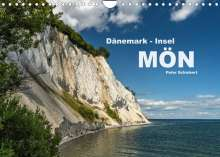 Peter Schickert: Dänemark - Insel Mön (Wandkalender 2022 DIN A4 quer), Kalender
