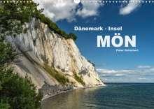 Peter Schickert: Dänemark - Insel Mön (Wandkalender 2022 DIN A3 quer), Kalender