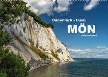 Peter Schickert: Dänemark - Insel Mön (Wandkalender 2022 DIN A2 quer), Kalender