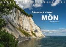 Peter Schickert: Dänemark - Insel Mön (Tischkalender 2022 DIN A5 quer), Kalender