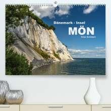 Peter Schickert: Dänemark - Insel Mön (Premium, hochwertiger DIN A2 Wandkalender 2022, Kunstdruck in Hochglanz), Kalender