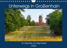 Birgit Harriette Seifert: GROSSENHAIN 2022 (Wandkalender 2022 DIN A4 quer), Kalender