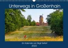 Birgit Harriette Seifert: GROSSENHAIN 2022 (Wandkalender 2022 DIN A3 quer), Kalender