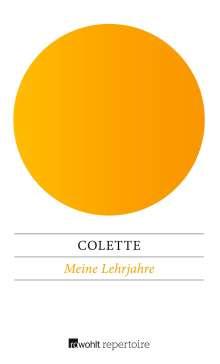 Colette: Meine Lehrjahre, Buch