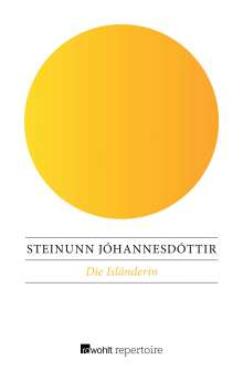 Steinunn Jóhannesdóttir: Die Isländerin, Buch
