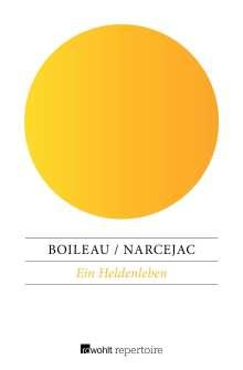 Pierre Boileau: Ein Heldenleben, Buch