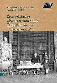 Österreichische Übersetzerinnen und Übersetzer im Exil, Buch