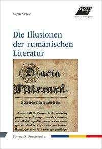 Eugen Negrici: Die Illusionen der rumänischen Literatur, Buch