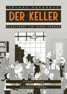 Thomas Bernhard: Der Keller, Buch