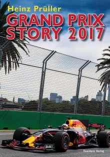 Heinz Prüller: Grand Prix Story 2017, Buch