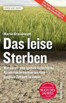 Martin Grassberger: Das leise Sterben, Buch