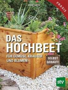 Sofie Meys: Das Hochbeet, Buch