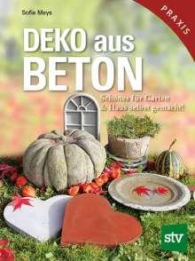 Sofie Meys: Deko aus Beton, Buch